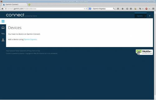 garminexpress [Linux Garmin Communicator Plugin]